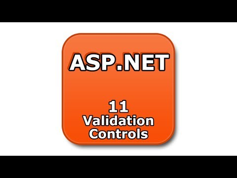 ASP.NET Tutorial - 11 - Validation Controls