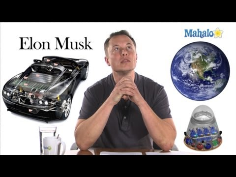 Elon Musk Talks About How He Got Where He is Today