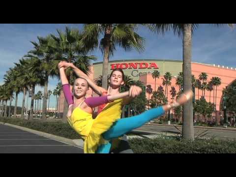 Anaheim Ballet: Dancing in the City!