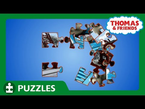 Thomas & Friends: Engine Puzzle #12 - UK