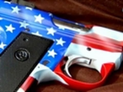 Young Patriot Pistol | American Guns