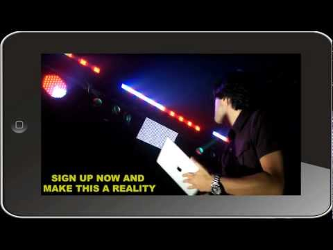 $4K Social Sweepstakes from CHAUVET® DJ