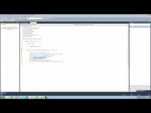 C# Beginners Tutorial - 113 - Write Nodes to Existing XML File