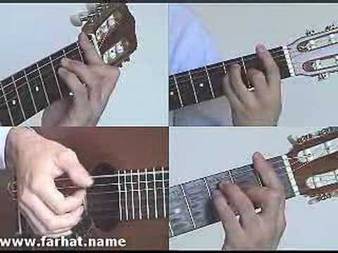 Hey Jude The Beatles Part 1 Guitar Lesson Fingerstyle www.FarhatGuitar.com