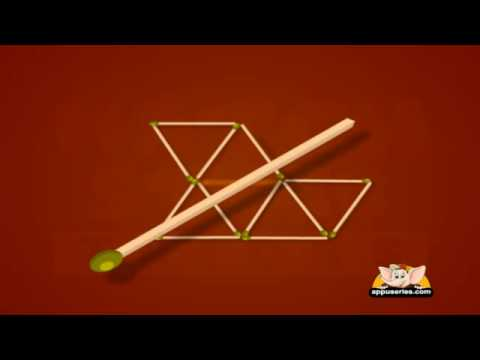 Matchstick Puzzles - 18