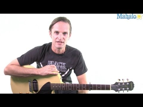 "How to Play ""Trouble"" by Lindsey Buckingham on Guitar"
