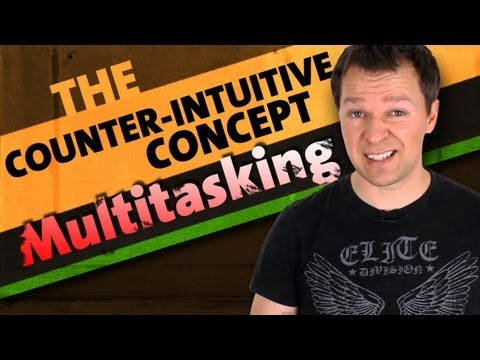 The Counter-Intuitive Concept of Multitasking - Insights Into Freedom Part 7