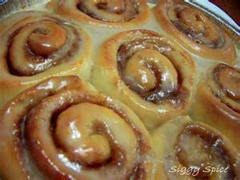 how to make vegan cinnamon rolls easy