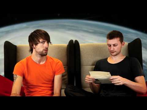 Fan Mail? No! A question for our EXPERT! YouTube Space Lab with Liam and Brad