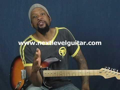 Learn metal guitar rhythms using Pentatonic scales ala Judas Priest Metallica