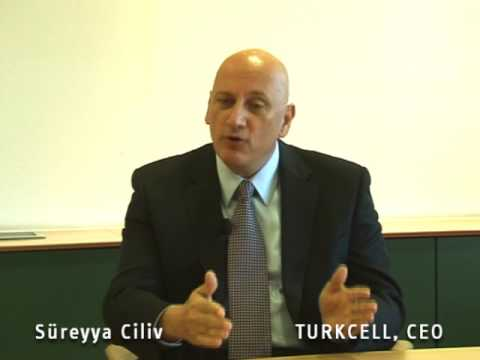 ICT for Economic Growth - Süreyya Ciliv