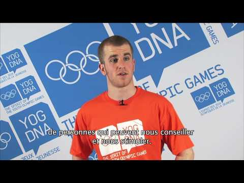 Young Ambassador - Great Britain - Fergus Bisset - Singapore 2010 Youth Olympic Games