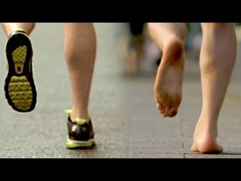 BORN TO RUN: Caveman vs. Podiatrist