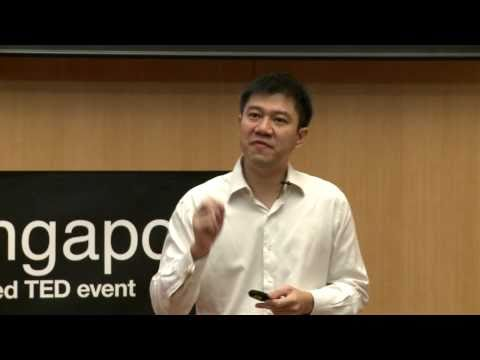 TEDxSingapore - Tong Yee -  More social capitalism for your society
