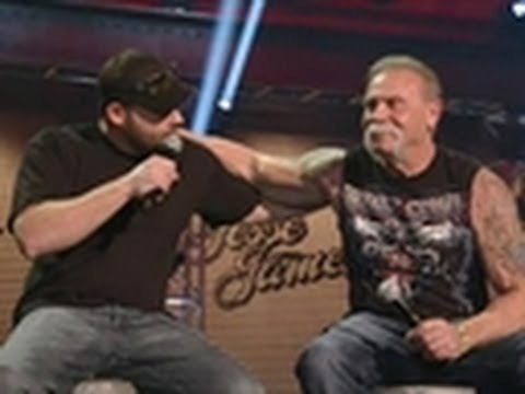 OCC Trump Bike Aftershow | American Chopper