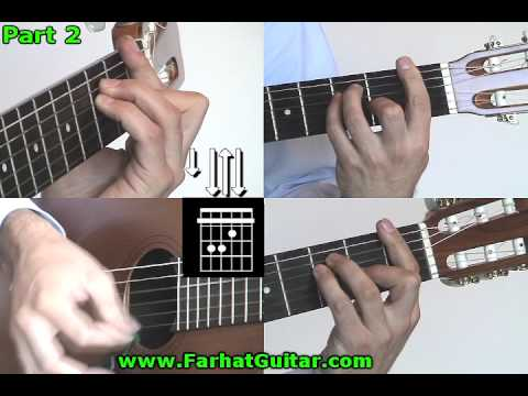 While My Guitar Gently Weeps The Beatles Guitar Cover Part 2  www.Farhatguitar.com