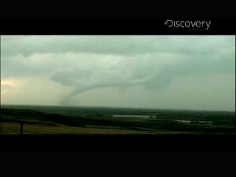 Storm Chasers - A Tornado Beauty
