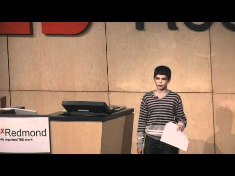 TEDxRedmond - Ethan Perrin - A million dollar picture