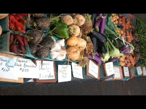 4 Myths about Organic Food | Healthy Food Secrets