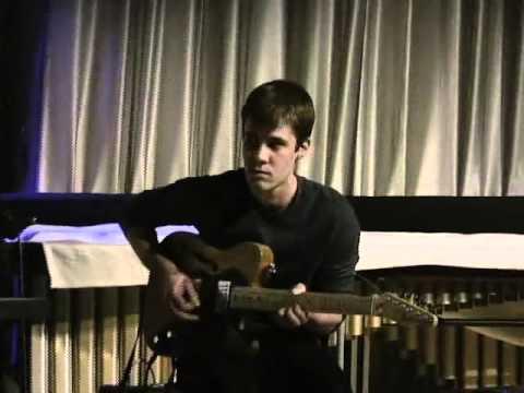 TEDxUofM - Mason Proper - Musical Performance