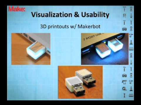 MAKE Hardware Innovation Workshop Part 9: Tod Kurt