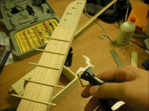 DIY Cigar Box Guitar - Part 1