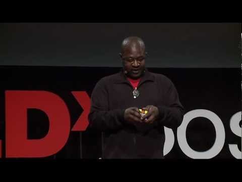About Time: Marlon Carey at TEDxBoston