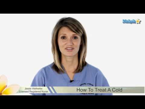 How to Treat a Cold