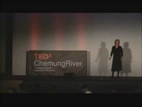 TEDxChemungRiver - Susan Amisano - Reaching Great Potential