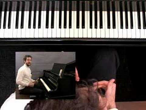 Free Jazz Piano Lesson [#2 POSTURE]
