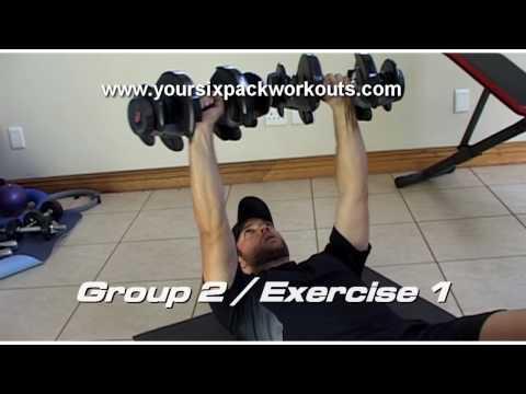 Killer Home Chest Workout , Get Huge Fast!