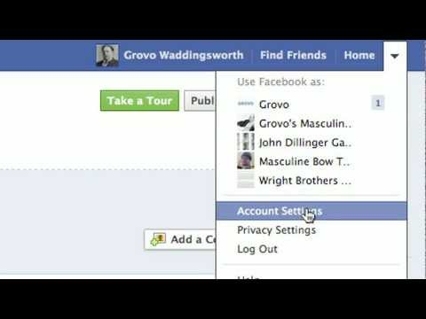 Facebook Timeline Privacy in 28 Seconds