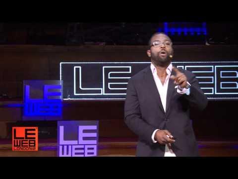 Baratunde Thurston, Comedian - LeWeb London 2012 - Plenary 1