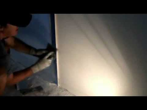 Tips on patching a sheetrock hole