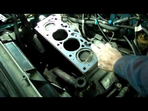 Cylinder Head Replacement Part 2