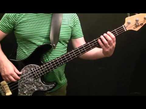 How To Play Bass Guitar To Sir Duke Part 1 - Stevie Wonder - Nathan Watts