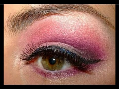 Pink Passion Inspired Make up look