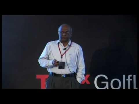 TEDxGolfLinksPark - Dr Sridhar Mitta - Story of IT in India