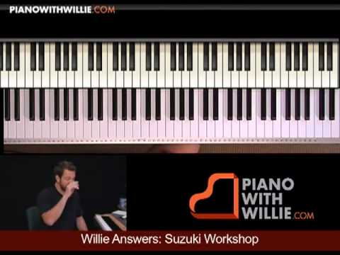 Introduction- Willie Answers: Suzuki Workshop