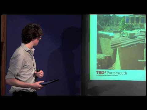 TEDxPortsmouth - Mike Austin - Change isn't as challenging as you believe