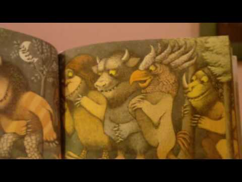 preschool storytime - Where the Wild Things Are - Littlestorybug