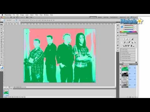 Learn Adobe Photoshop - Channels Panel