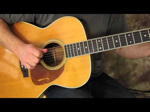 finger picking guitar lessons - finger style guitar lessons - acoustic guitar