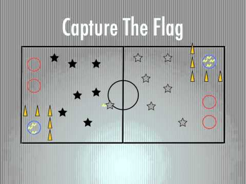 P.E. Games - Capture The Flag