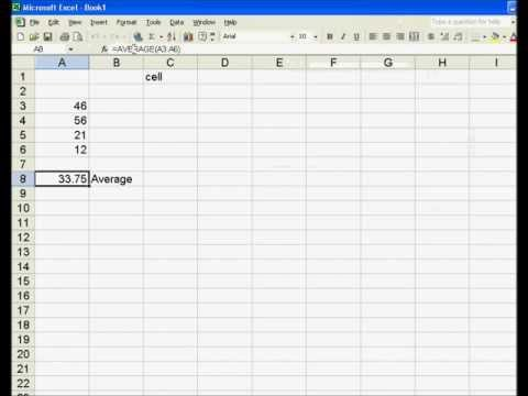 How to Use Excel for Statistics - Business Statistics Tips