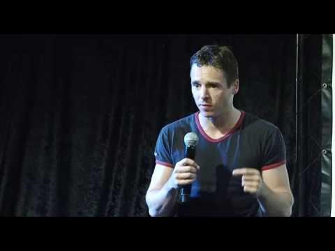 TEDxJohannesburg - Scott Colin Cundill - 11/15/09