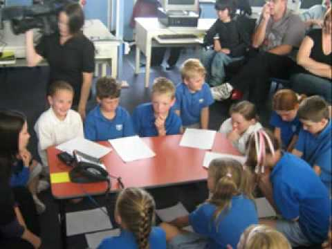 Cotswold School Student Interview With ISS
