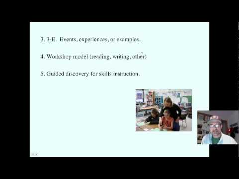 Saylor PSYCH303: Discovery Learning Part 3 Guided Discovery