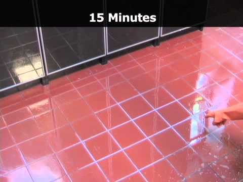 How to Strip Wax Buildup Off Tile