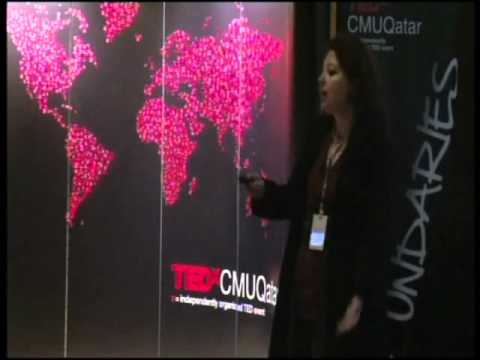 TEDxCMUQatar - Ranwa Yehia - How the use of ICT fueled the Recent Revolution in Egypt